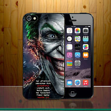 Check Monsters Under Bed Joker Quote Batman Marvel Hard Phone Case Cover Z585