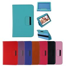 "New 9"" inch Universal Leather Folio Stand Case Cover For Android Tablet PC"