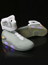 Back To The Future 2 BTTF Air Mag Marty McFly Light Up Shoes ~ Sizes 5-15 ~ NEW!