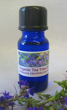 ACNE SPOTS REMOVAL~Organic Tea Tree Essential Oil~Remedies for Boils/ Whiteheads