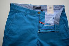 Mens Tommy Hilfiger CUSTOM FIT Flat Front Casual Pants Retail: $54.50