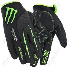 Guantes ciclismo btt mtb Monster