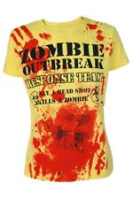 Darkside Zombie Run Outbreak Response Tshirt Top Walking Dead Horror Undead Tee