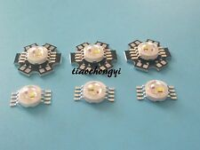 4W RGBW high power led bead Lamp light red green blue white 1W each chip 1-100PC