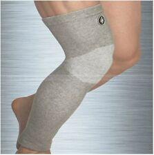 ORTHOPEDIC BAMBOO LEG SLEEVE COMPRESSION THIGH KNEE CALF SHIN STABILIZER SUPPORT
