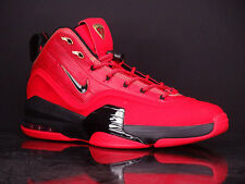NIKE Pippen 6 University Red Black White New Retro Zoom Air 705065 610