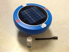 Solar Powered Pool Water Purifier/Ionization