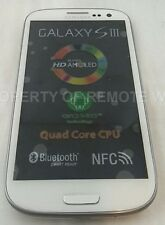 Special White Samsung Galaxy S3 Boost Mobile 4G LTE