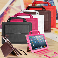 New Carrying Handbag Leather Smart Stand Case Cover for iPad mini/2/3/4/5/Air2