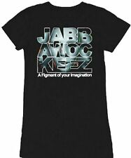 America's Best Dance Crew MTV Jabbawockeez Dance Face Fill Logo Black T-shirt