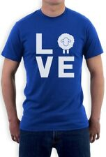 Love Sheep Statement - Animal Lovers Novelty Gift Idea T-Shirt Cute & Funny