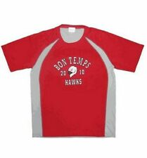 Adult Men's True Blood TV Show Series Bon Temps Hawks Jersey T-shirt Tee