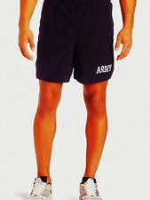US ARMY PT PHYSICAL FITNESS IPFU ARMY PHYSICAL TRAINING SHORTS FORMATION READY