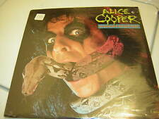 ALICE COOPER LP CONSTRICTOR FACTORY SEALED 1986 KANE ROBERTS 1ST PRESS
