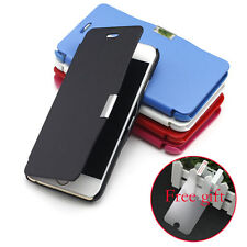 For Apple iPhone 6 Plus Magnetic Flip Leather Skin Hard Pouch Wallet Case Cover
