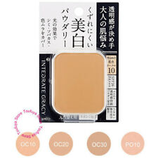Refill Shiseido INTEGRATE GRACY Foundation White Pact Sheer Powder SPF26 PA++