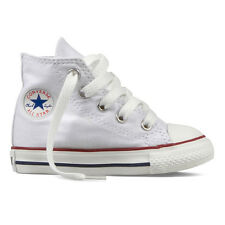CONVERSE Chuck Taylor All Star Hi-Top Kids Trainer (Infant) - White