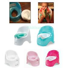 Potty Training Toddler Baby Kid Toilet Seat Pee Stool High Back Support Chair