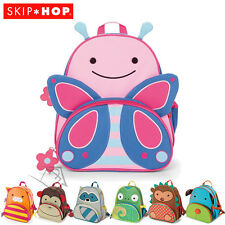 NEW Skip Hop Zoo Pack Little Kid Backpack School Bag PreSchool Kids Boys Girls