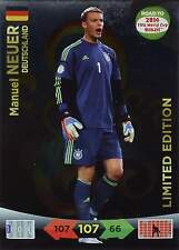 PANINI ROAD TO FIFA WORLD CUP BRAZIL 2014 - LIMITED EDITION - FT - GÖTZE - PIRLO