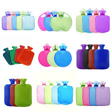 HOME THICK RUBBER HOT OR COLD WATER BOTTLE COVER HOT WATER BAG Hot Therapies