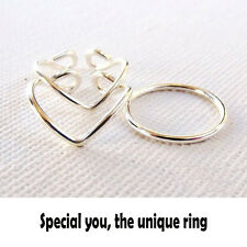 wholesale lots 2pcs Fashion Sterling Silver Cross-wire Toe Rings Free Shipping