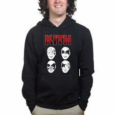 Tyson Kith Kiss Mens Funny Sweatshirt Hoodie - Boxing MMA Gloves Fight Punch Bag
