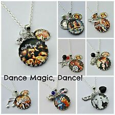 *LABYRINTH themed NECKLACES* Iconic Movie Scene Pendants