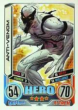 TOPPS - Marvel HERO ATTAX 2 AVENGERS - Hero - TOP CONDITION # 49 - 78 select