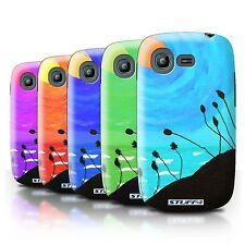 STUFF4 Back Case/Cover for Samsung Galaxy Pocket Neo/S5310/Sunset Oil Painting
