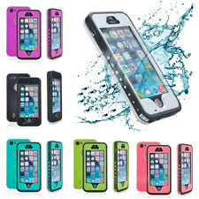 Waterproof Shockproof Dirt Proof Heavy Duty Durable Case Cover for iPhone 5 5S
