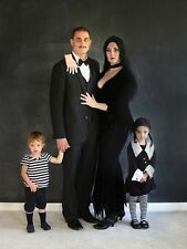 SIMPLICITY 7990/7991/7992 OOP Addams Family Costume Sewing Pattern 1992