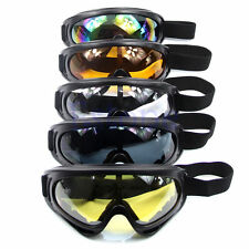 Snowboard Dustproof Sunglasses New Motorcycle Ski Goggles Lens Frame Eye Glasses