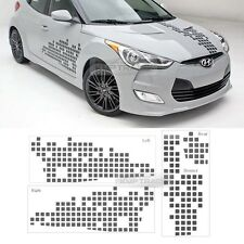 Bonnet Door Rear Bumper Remix Style Decal Sticker for Hyundai Veloster Turbo