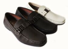NEW *FERRO ALDO*MENS LOAFERS COMFORT DRIVING MOCCASIN SLIP ON FLATS CASUAL SHOES