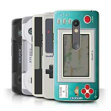 STUFF4 Back Case/Cover/Skin for Motorola Moto X Play 2015/Games Console