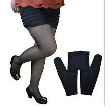 Sexy Plus Size Women Pregnant Maternity Tights Pantyhose Stockings Crotch