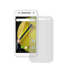 Clear LCD Screen Protector Guard Film For Motorola Moto E2 (2nd Gen 4G LTE)
