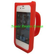 Phone Cases For iPhone 4 4S 3D Cup Shape Stand Case TPU Silicon Back Cover