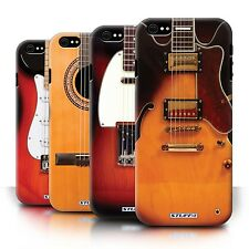 STUFF4 Back Case/Cover/Skin for Apple iPhone 6S/Guitar