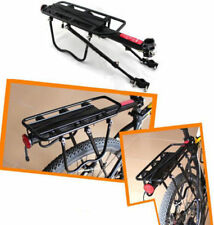 Quick Release MTB Road Bike Bicycle Cycling Rear Tail Rack Shelf Luggage Carrier