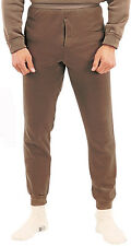 Polypro Brown Polypropylene ECWCS PANTS BOTTOMS Thermals Cold Weather ALL SZES