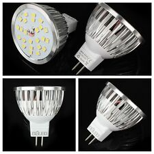 MR16 GU5.3 12V Bright 420LM 12W 24 SMD 2835 LED Spot Bulb Lamp White light  Base
