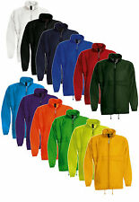 Rain Jacket Windbreaker/Windbreaker-Unisex 12Farben size. S XXXL/Leisure Clothes