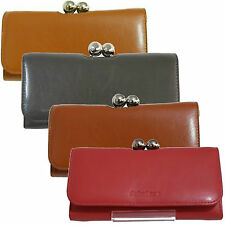 New Ladies Designer Patent Leather Style Clutch Wallets Womens Evening Purses UK
