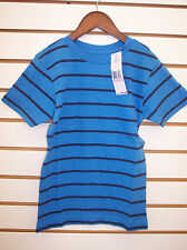 Boys Tommy Hilfiger $19.50 Blue Striped T-Shirts Size 4 - 6