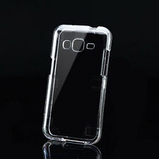 For Samsung GALAXY Prevail /Core Prime Hybrid Snap On Hard Protective Case Cover