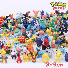 HOT 24pcs Brand New Cute Lots 2-3cm Pokemon mini random Pearl ct Figures BOC