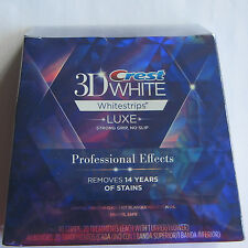 Crest3D Whitestrips Teeth Whiten Strips Professional Effects 5 7 10 14 20 28 40