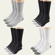 Timberland Men's Multipurpose Crew Casual One Size Cotton Sock 3Pk Style #IM405